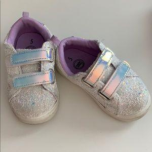 Wonder Nation Glitter Shoes